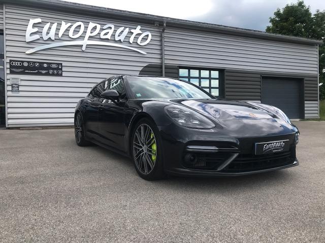 Porsche Panamera sport turismo turbo S hybrid