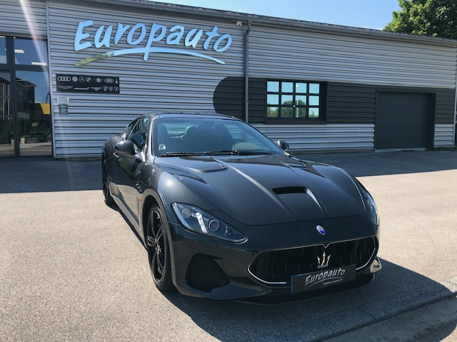 Maserati Stradale New lift