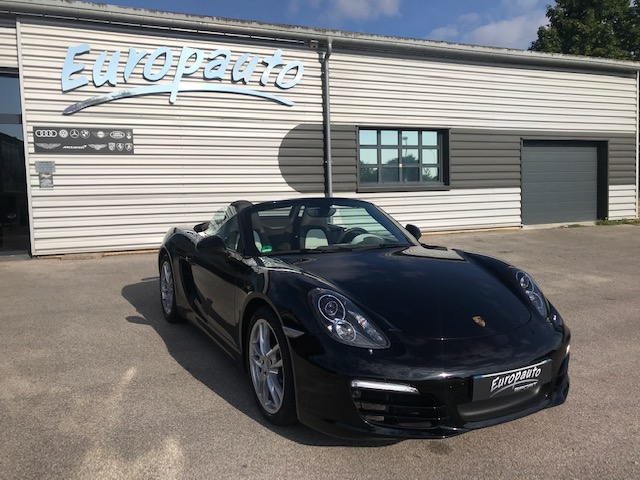 Boxster 2,7 265 CH PDK