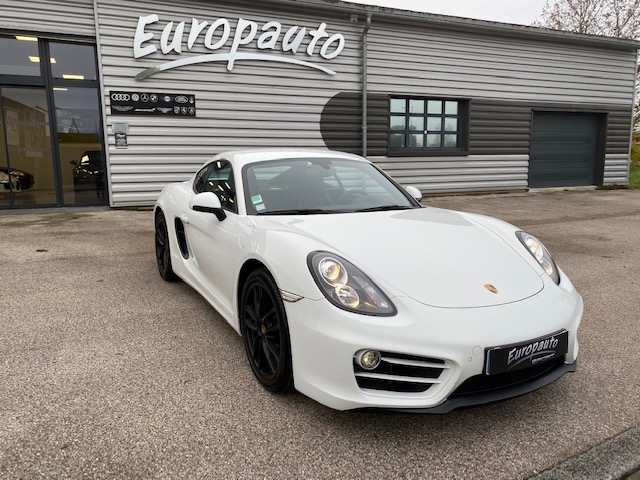 Porsche Cayman 2,7 265CH PDK