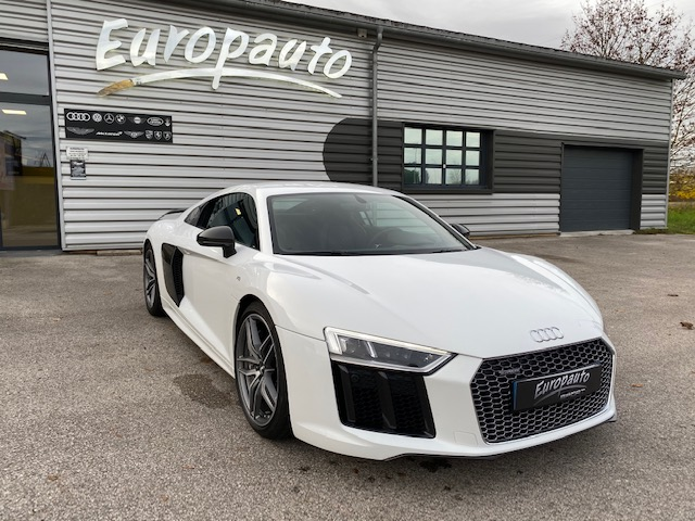 Audi R8 V10 PLUS Performance 610 ch